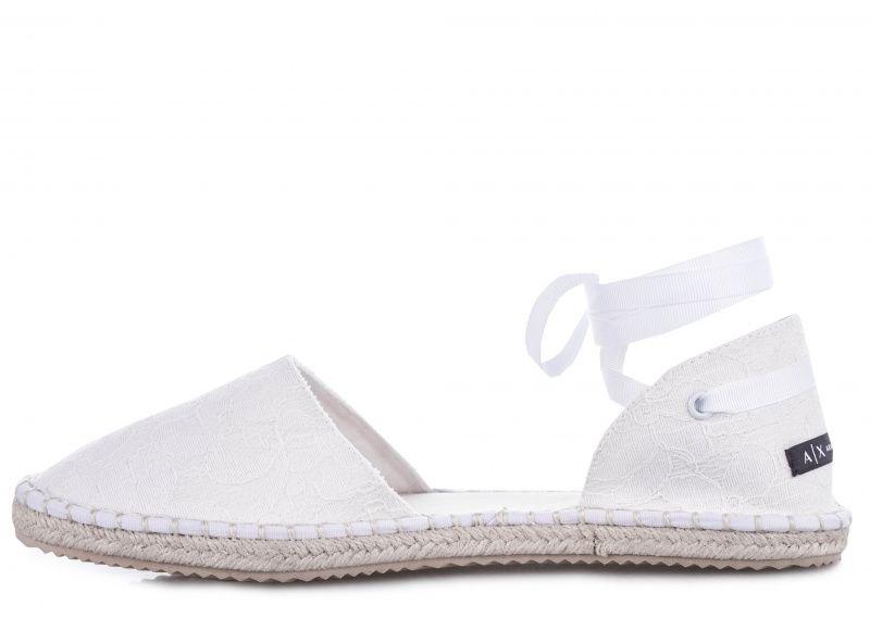 Босоножки для женщин Armani Exchange WD28 размеры обуви, 2017