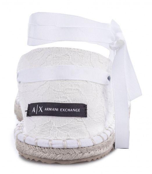 Босоножки для женщин Armani Exchange WD28 Заказать, 2017