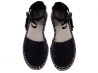 Босоножки для женщин Armani Exchange 945029-7P317-00020 размерная сетка обуви, 2017