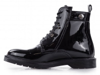 Черевики  жіночі Armani Exchange WOMAN PVC/PLASTIC BOOT 945034-7A107-00020 продаж, 2017