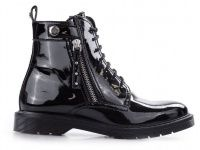 Ботинки женские Armani Exchange WOMAN PVC/PLASTIC BOOT WD41 размерная сетка обуви, 2017