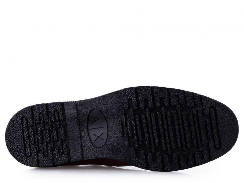 Ботинки женские Armani Exchange WOMAN PVC/PLASTIC BOOT WD42 брендовая обувь, 2017