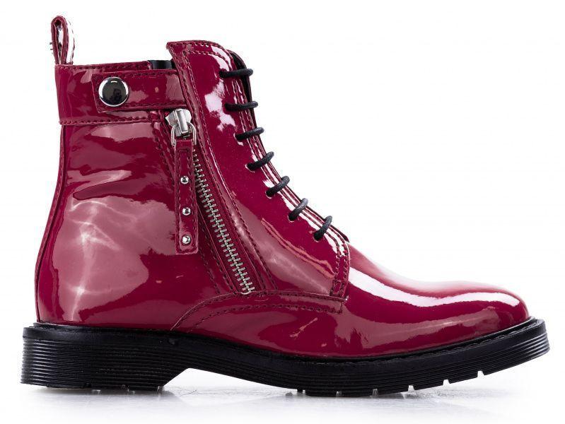 Купить Ботинки для женщин Armani Exchange WOMAN PVC/PLASTIC BOOT WD42, Красный