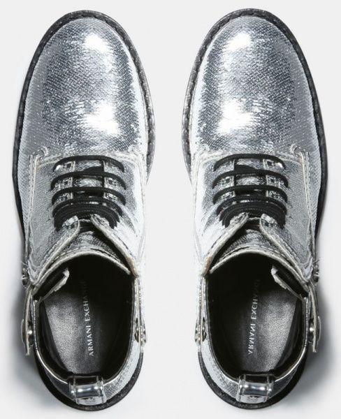 Ботинки женские Armani Exchange WOMAN PVC/PLASTIC BOOT WD43 брендовая обувь, 2017
