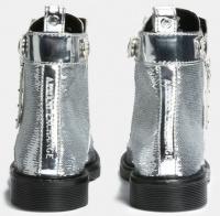 Ботинки женские Armani Exchange WOMAN PVC/PLASTIC BOOT 945034-7A108-09117 фото, купить, 2017