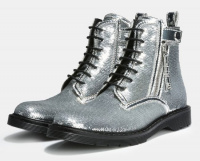 Ботинки женские Armani Exchange WOMAN PVC/PLASTIC BOOT 945034-7A108-09117 модные, 2017