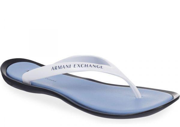 Вьетнамки для женщин Armani Exchange WOMAN SANDAL WD61 модная обувь, 2017