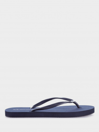 Шльопанці  для жінок Armani Exchange FLIP FLOP PVC+EVA XDQ001-XCC10-00285 замовити, 2017