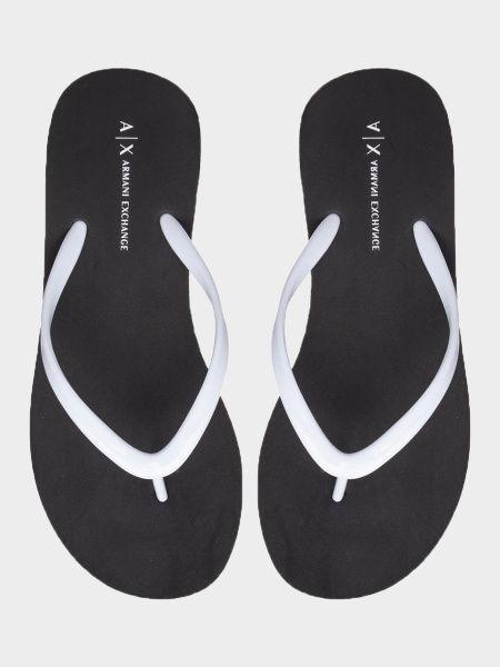 Вьетнамки для женщин Armani Exchange FLIP FLOP PVC+EVA WD87 брендовая обувь, 2017