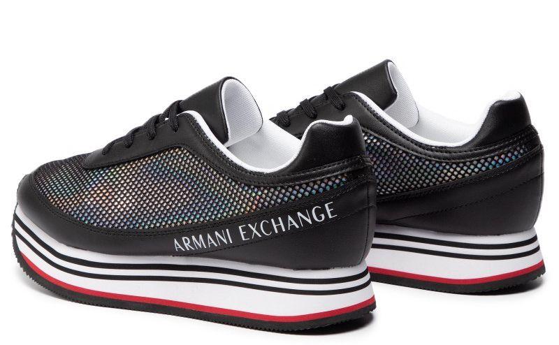 Кросівки  жіночі Armani Exchange SNEAKER XDX030-XV123-K001 брендове взуття, 2017