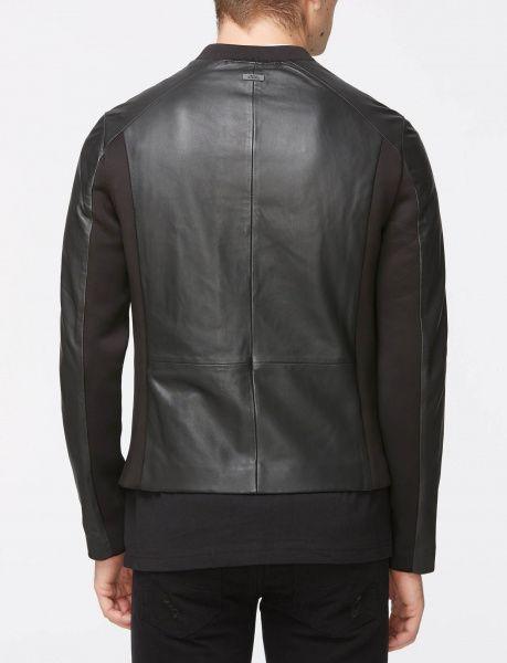 Куртка для мужчин Armani Exchange MAN LEATHER BLOUSON JACKET WH1003 купить в Украине, 2017