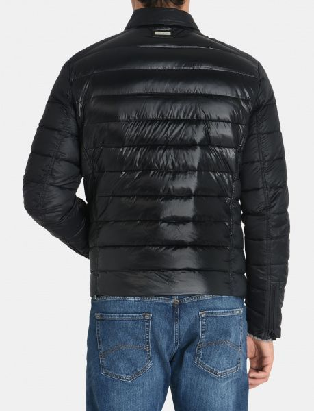 Куртка пуховая мужские Armani Exchange MAN WOVEN DOWN JACKET WH1011 примерка, 2017