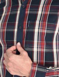 Рубашка с длинным рукавом мужские Armani Exchange модель WH1020 отзывы, 2017