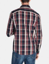 Рубашка с длинным рукавом мужские Armani Exchange модель WH1020 , 2017