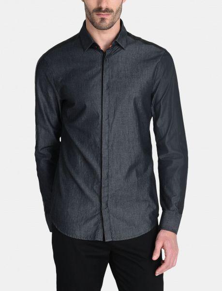 Рубашка с длинным рукавом мужские Armani Exchange MAN WOVEN SHIRT WH1021 размеры одежды, 2017