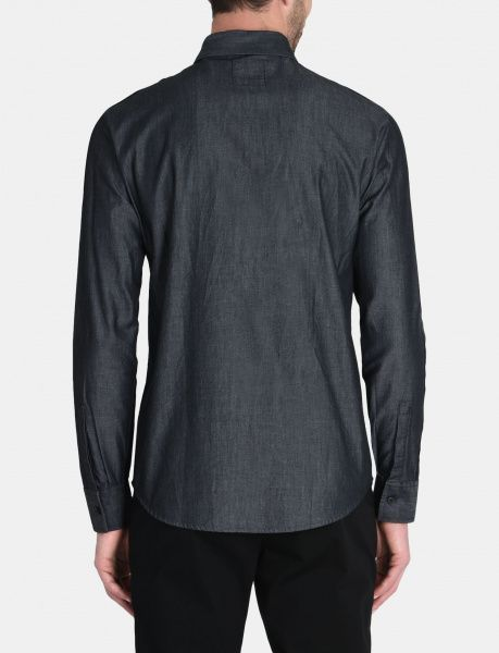 Рубашка с длинным рукавом мужские Armani Exchange MAN WOVEN SHIRT WH1021 купить онлайн, 2017