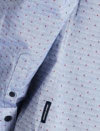 Рубашка с длинным рукавом мужские Armani Exchange модель 6YZC13-ZN49Z-0567 , 2017