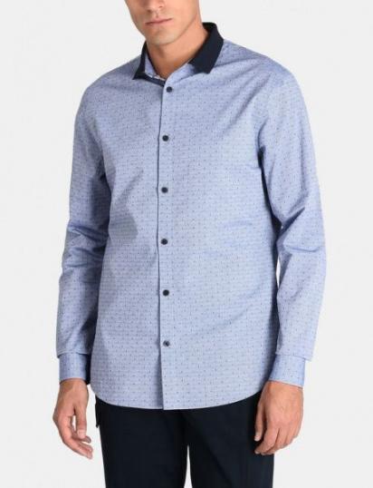 Рубашка с длинным рукавом мужские Armani Exchange модель 6YZC13-ZN49Z-0567 купить, 2017