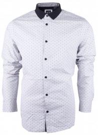 Рубашка с длинным рукавом мужские Armani Exchange модель 6YZC13-ZN49Z-0940 качество, 2017