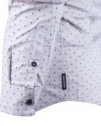 Рубашка с длинным рукавом мужские Armani Exchange модель WH1023 качество, 2017