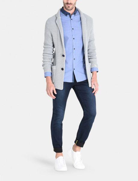 Рубашка с длинным рукавом мужские Armani Exchange MAN DENIM SHIRT WH1025 в Украине, 2017