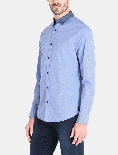 Рубашка с длинным рукавом мужские Armani Exchange MAN DENIM SHIRT WH1025 купить в Украине, 2017