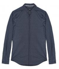 Рубашка с длинным рукавом мужские Armani Exchange модель 6YZC25-ZNL1Z-0538 качество, 2017