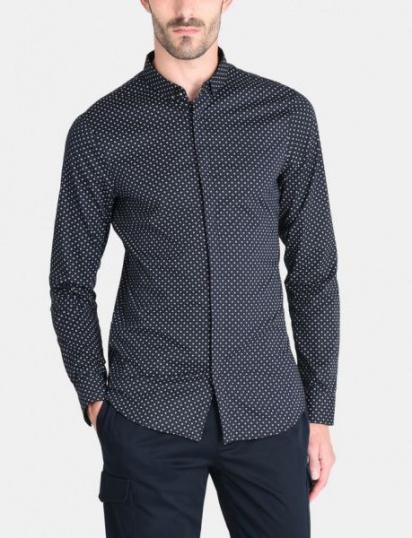 Рубашка с длинным рукавом мужские Armani Exchange модель 6YZC25-ZNL1Z-0538 , 2017