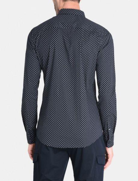 Рубашка с длинным рукавом мужские Armani Exchange модель WH1030 качество, 2017