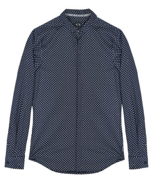 Рубашка с длинным рукавом мужские Armani Exchange модель WH1030 отзывы, 2017