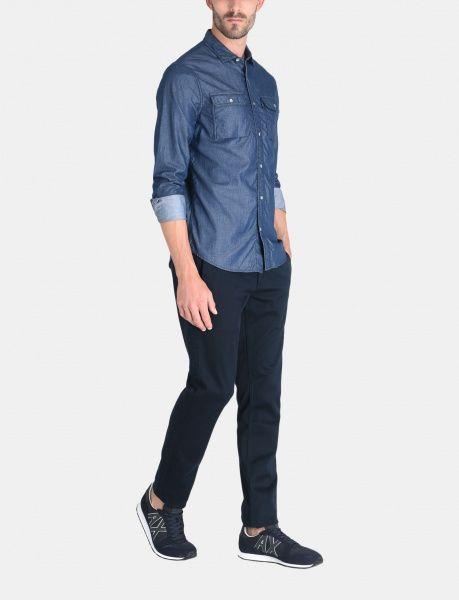 Armani Exchange Рубашка с длинным рукавом мужские модель WH1032 отзывы, 2017