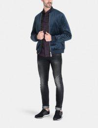 Рубашка с длинным рукавом мужские Armani Exchange модель WH1035 отзывы, 2017