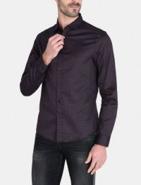 Рубашка с длинным рукавом мужские Armani Exchange модель WH1035 цена, 2017