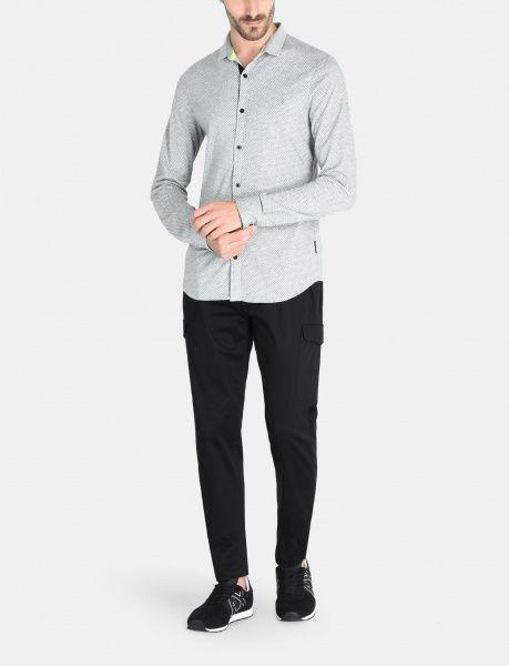 Рубашка с длинным рукавом для мужчин Armani Exchange MAN JERSEY SHIRT WH1037 купить онлайн, 2017