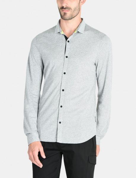 Рубашка с длинным рукавом для мужчин Armani Exchange MAN JERSEY SHIRT WH1037 модная одежда, 2017