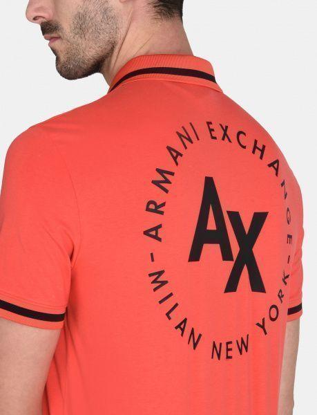 Поло для мужчин Armani Exchange MAN JERSEY POLO SHIRT WH1043 брендовая одежда, 2017