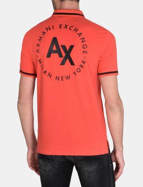 Поло для мужчин Armani Exchange MAN JERSEY POLO SHIRT WH1043 одежда бренда, 2017