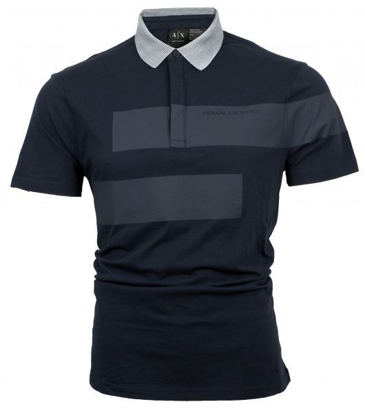 Поло мужские Armani Exchange MAN JERSEY POLO SHIRT WH1045 примерка, 2017