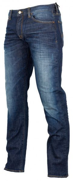 Купить Джинсы мужские модель WH1065, Armani Exchange, Синий