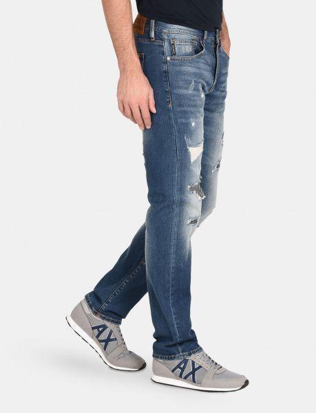 Джинсы для мужчин Armani Exchange MAN DENIM 5 POCKETS PANT WH1067 брендовая одежда, 2017