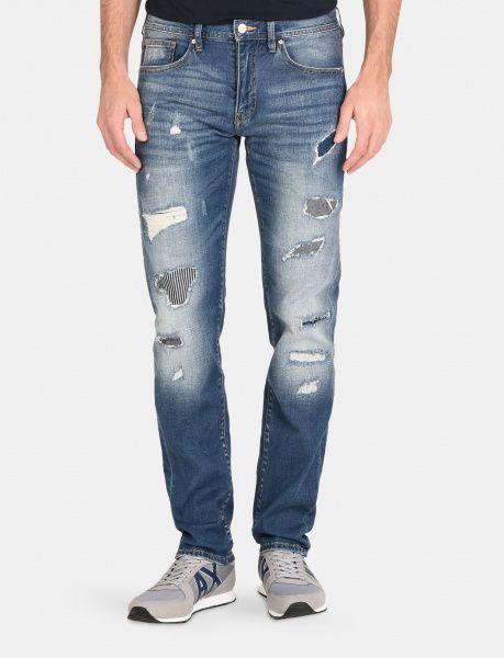 Джинсы для мужчин Armani Exchange MAN DENIM 5 POCKETS PANT WH1067 размеры одежды, 2017