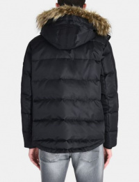 Куртка пуховая мужские Armani Exchange модель 6YZK02-ZNQ0Z-1200 качество, 2017
