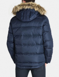 Куртка пуховая мужские Armani Exchange модель 6YZK02-ZNQ0Z-1528 качество, 2017