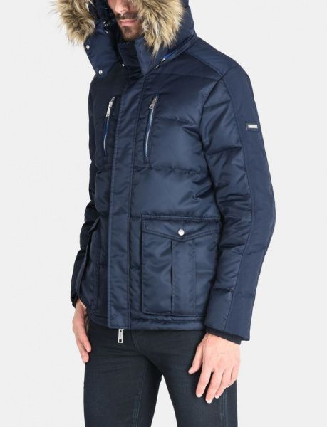 cab1b212fc89b Куртка пуховая мужская Armani Exchange модель WH1075 - купить по ...