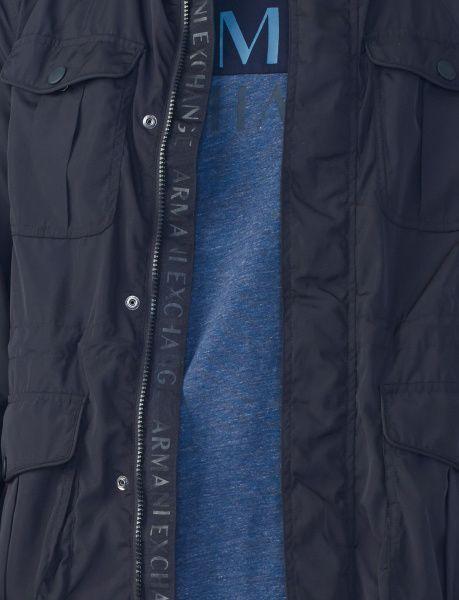 Пальто мужские Armani Exchange WH108 брендовая одежда, 2017
