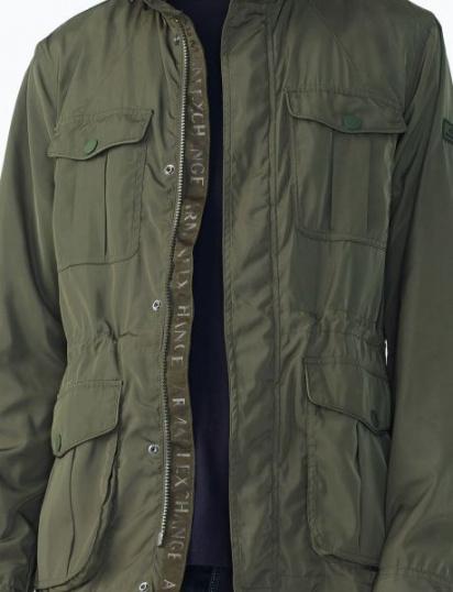Пальта та плащі Armani Exchange модель 6XZK01-ZNH5Z-1805 — фото 4 - INTERTOP