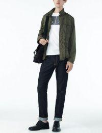 Пальто мужские Armani Exchange модель WH109 отзывы, 2017
