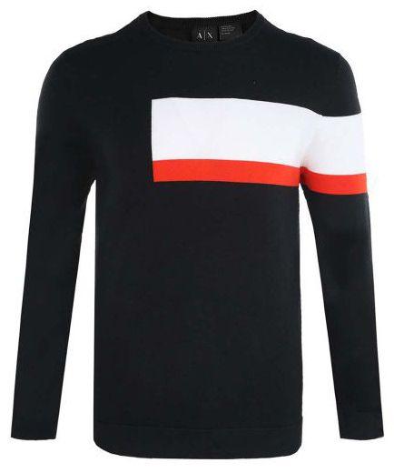 Пуловер мужские Armani Exchange модель WH1095 цена, 2017