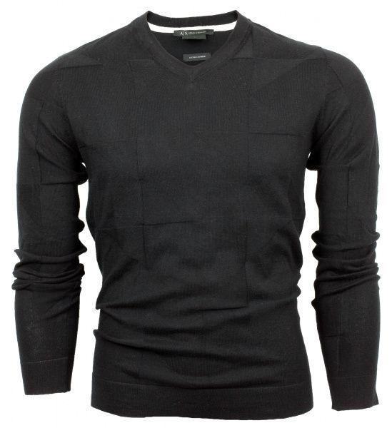 Купить Пуловер мужские модель WH1096, Armani Exchange, Черный
