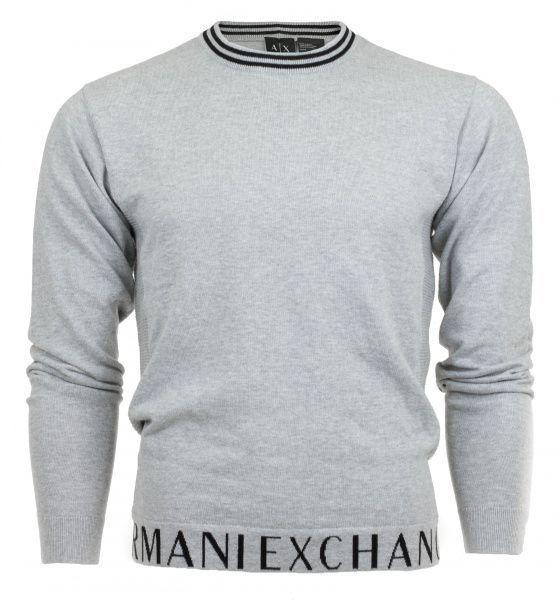 Armani Exchange Пуловер мужские модель WH1103 цена, 2017